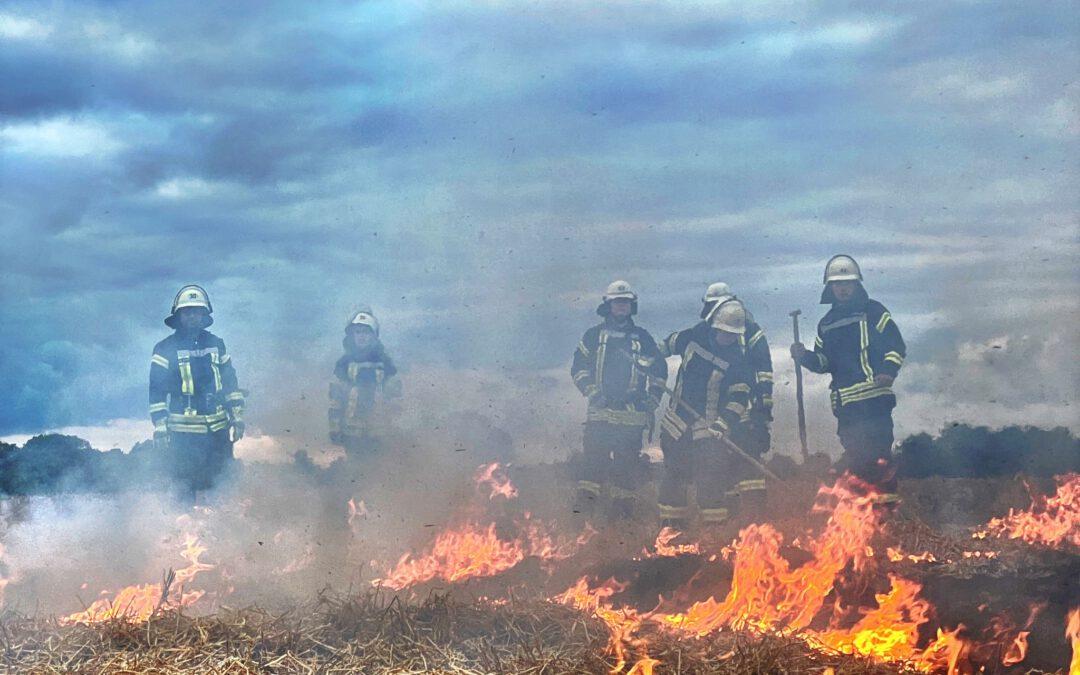 News #2021/38: Flächenbrandbekämpfung