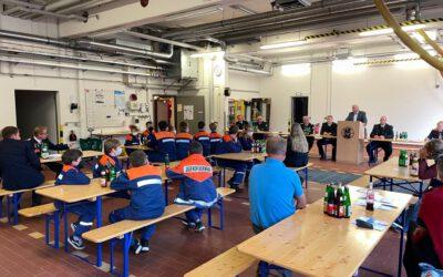 News #2021/40: Volles Programm für 2022 bei der Jugendfeuerwehr Heikendorf