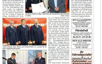 News #2021/44: Pressebericht zur Jahreshauptversammlung